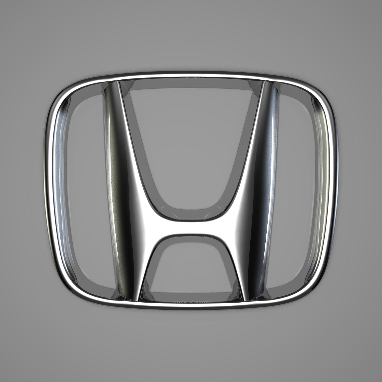 Honda Logo by Reticulum | 3DOcean
