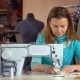 Woman Tailor Working in Dressmaking Studio - VideoHive Item for Sale