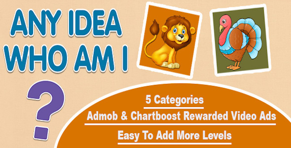 Best Kids Trivia Quiz + Guess The Logo Quiz + Ready For Publish + Android Studio - CodeCanyon Item for Sale