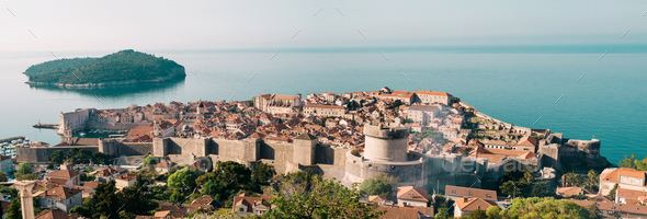 City of Dubrovnik - Stock Photo - Images