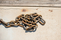 Old rusty anchor chain - PhotoDune Item for Sale