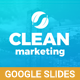 Clean Marketing - GraphicRiver Item for Sale