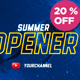 Summer Travel Opener - VideoHive Item for Sale