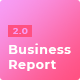 Business Report Template 2.0 for Keynote