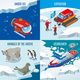 Arctic Research Isometric Design Concept