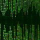 Green Digital Data Matrix  - VideoHive Item for Sale