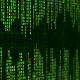 Green Digital Data Matrix  - VideoHive Item for Sale