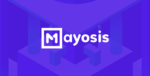 Mayosis – Digital Marketplace Theme