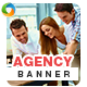 HTML5 Banners For Agency - 7 Sizes