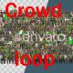 Stadium Crowd Loop - VideoHive Item for Sale