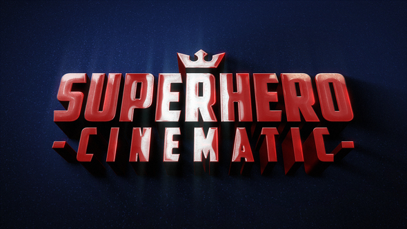 Majestic Cinematic 3D Logo 20677728
