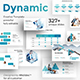 Dynamic Pitch Deck Keynote Template - GraphicRiver Item for Sale