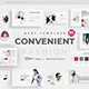 Convenient - Minimal Keynote Template - GraphicRiver Item for Sale