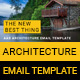 Architecture Email Template - GraphicRiver Item for Sale
