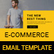 E-Commerce Email Template - GraphicRiver Item for Sale