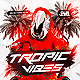 Tropic Vibes Party Flyer - GraphicRiver Item for Sale