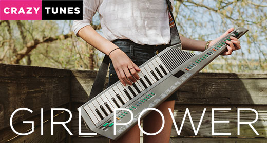 Female Music - Girl power!