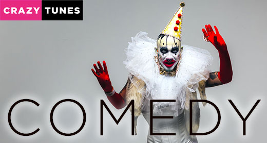 Pranks, Comedy, Clowns & Circus
