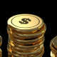 Dollar Coins - VideoHive Item for Sale