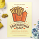 Friendship Day Flyer - GraphicRiver Item for Sale