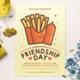 Friendship Day Flyer