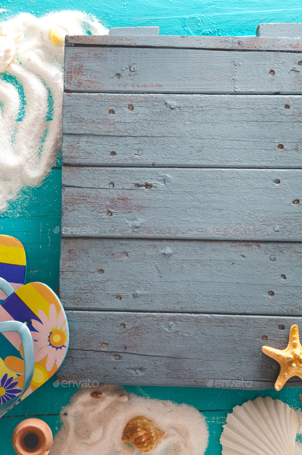 Summer background - Stock Photo - Images