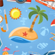 Vacation and Tourism Concept - GraphicRiver Item for Sale