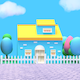 Cartoon Houses - VideoHive Item for Sale
