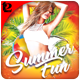 Summer Fun Flyer Template