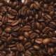 Closeup of coffee seeds, textured background - PhotoDune Item for Sale