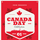 Canada Day Event Flyer - GraphicRiver Item for Sale
