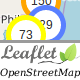 Leaflet OpenStreetMap, server side markers clustering php script v1.1 - CodeCanyon Item for Sale