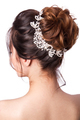 Beauty wedding hairstyle. - PhotoDune Item for Sale