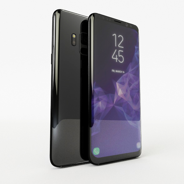Samsung Galaxy S9 - 3DOcean Item for Sale