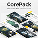 CorePack Premium 3 in 1 Bundle Google Slide Template