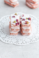 Pink Lady Finger Biscuits - PhotoDune Item for Sale