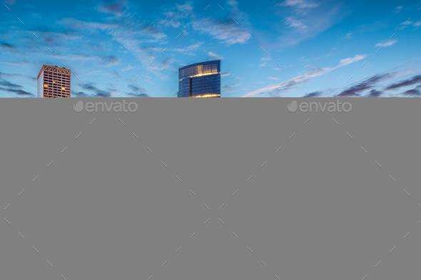 Milwaukee, Wisconsin, USA Skyline - Stock Photo - Images