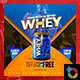 Whey Banner - GraphicRiver Item for Sale
