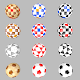 Football balls - 3DOcean Item for Sale