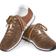 Brown running shoes - PhotoDune Item for Sale
