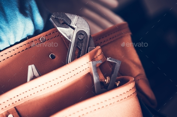 Handyman Fixing Tools - Stock Photo - Images