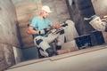 Bathroom Remodeling by Men - PhotoDune Item for Sale