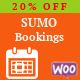 SUMO WooCommerce Bookings - Appointments, Reservations, Events, Google Calendar etc - CodeCanyon Item for Sale
