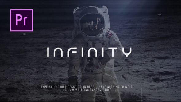 Videohive - Infinity - 21672799 - Free download