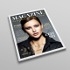 US Letter Magazine Mockup - GraphicRiver Item for Sale