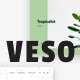 Veso - Multipurpose Portfolio Theme - ThemeForest Item for Sale