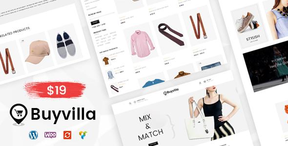 Image of Buyvilla - Multipurpose WooCommerce Theme