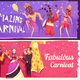 Carnival Banners Set