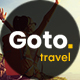Goto - Tour & Travel WordPress Theme - ThemeForest Item for Sale