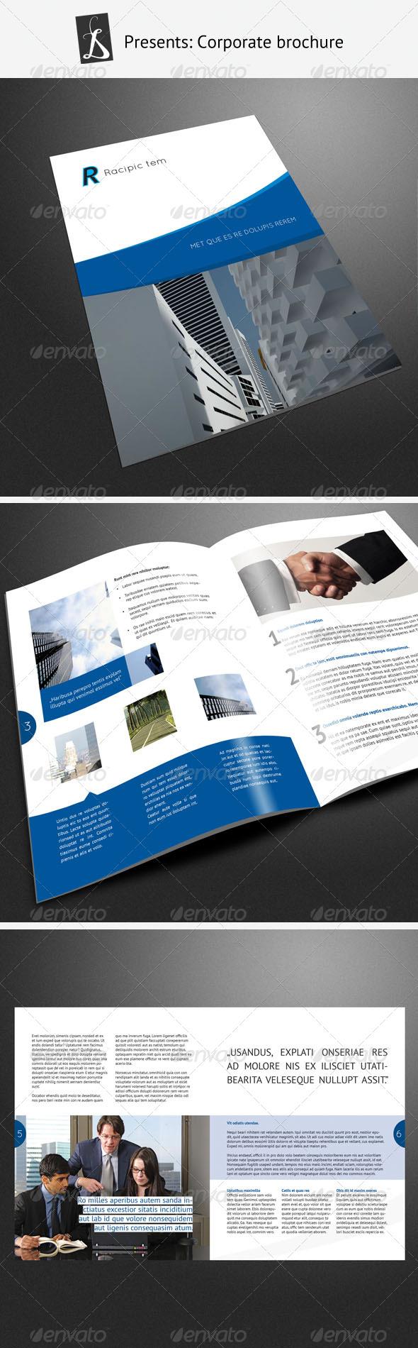 Corporate Brochure 4 - Corporate Brochures